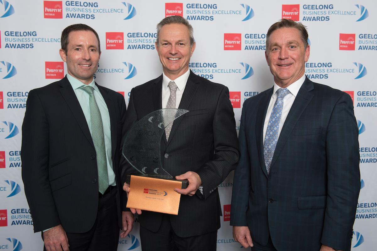 Geelong business excellence awards